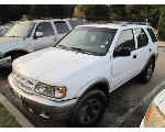 Lot: 18-3662 - 2001 ISUZU RODEO SUV