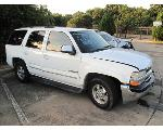 Lot: 19-1030 - 2001 CHEVROLET TAHOE SUV