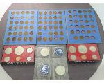Lot: 7537 - IKE DOLLARS, PROOF SETS & PENNY COLLECTION