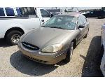 Lot: 01-158932 - 2002 Ford Taurus