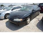 Lot: 05-159191 - 2002 Chevrolet Monte Carlo