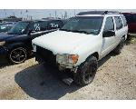 Lot: 07-159545 - 2002 Nissan Pathfinder SUV