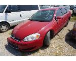 Lot: 12-155983 - 2008 Chevrolet Impala
