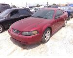 Lot: 15-136499 - 2004 Ford Mustang