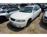Lot: 25-161150 - 2001 Nissan Sentra