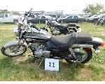 Lot: 11 - 2005 Kawasaki BN125 Motorcycle - Key<BR>VIN #JKABNRA1X5DA13244