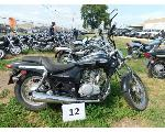 Lot: 12 - 2005 Kawasaki BN125 Motorcycle - Key<BR>VIN #JKABNRA165DA13242
