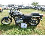 Lot: 13 - 2005 Kawasaki BN125 Motorcycle - Key<BR>VIN #JKABNRA195DA13218