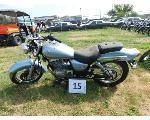 Lot: 15 - 2006 Suzuki GZ250 Motorcycle - Key<BR>VIN #VTTNJ48A862102633