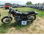 Lot: 20 - 1999 Honda CMX250 Motorcycle - Key<BR>VIN #JH2MC1307XK501922