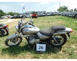 Lot: 26 - 2009 Kawasaki BN125 Motorcycle - Key<BR>VIN #JKABNRA199DA24502
