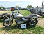 Lot: 27 - 2009 Kawasaki BN125 Motorcycle - Key<BR>VIN #JKABNRA1X9DA24492