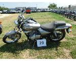 Lot: 29 - 2009 Kawasaki BN125 Motorcycle - Key<BR>VIN #JKABNRA159DA24481