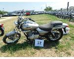 Lot: 32 - 2009 Kawasaki BN125 Motorcycle - Key<BR>VIN #JKABNRA189DA24474