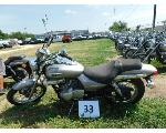 Lot: 33 - 2009 Kawasaki BN125 Motorcycle - Key<BR>VIN #JKABNRA159DA24447