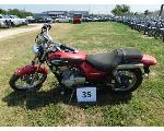 Lot: 35 - 2002 Kawasaki BN125 Motorcycle - Key<BR>VIN #JKABNRA182DA06708