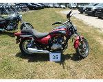 Lot: 36 - 2002 Kawasaki BN125 Motorcycle - Key<BR>VIN #JKABNRA142DA06415