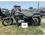 Lot: 38 - 2002 Kawasaki BN125 Motorcycle - Key<BR>VIN #JKABNRA102DA06038