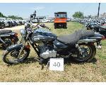 Lot: 40 - 2002 Kawasaki BN125 Motorcycle - Key<BR>VIN #JKABNRA122DA06025
