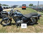 Lot: 43 - 2002 Kawasaki BN125 Motorcycle - Key<BR>VIN #JKABNRA182DA04991