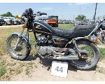 Lot: 44 - 1983 Honda CMX250 Motorcycle - Key<BR>VIN #JH2MC0608DK104527