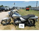 Lot: 45 - 2007 Kawasaki BN125 Motorcycle - Key<BR>VIN #JKABNRA147DA21648