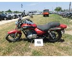 Lot: 46 - 2002 Kawasaki BN125 Motorcycle - Key<BR>VIN #JKABNRA162DA06738