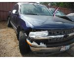 Lot: 06-674857C - 2000 CHEVROLET SILVERADO 1500 PICKUP