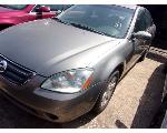 Lot: P912 - 2003 NISSAN ALTIMA - KEY / RUNS & DRIVES