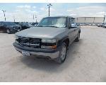 Lot: 1 - 2002 Chevrolet Silverado Pickup - KEY / STARTED