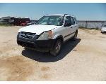 Lot: 7 - 2003 Honda CRV SUV - KEY / STARTED