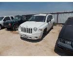Lot: 9 - 2007 Jeep Compass SUV - KEY