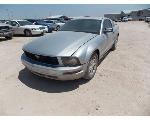 Lot: 14 - 2008 Ford Mustang - KEY / STARTED