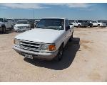 Lot: 16 - 1996 Ford Ranger Pickup - KEY / STARTED