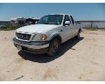 Lot: 18 - 1999 Ford F150 Pickup - KEY / STARTED