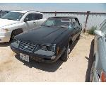 Lot: 19 - 1983 Ford Mustang - KEY