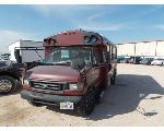 Lot: 21 - 2003 Ford E450 Bus - KEY / STARTED