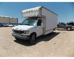 Lot: 23 - 1994 Ford Box Truck - KEY / STARTED