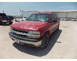 Lot: 24 - 2002 Chevrolet Suburban SUV - KEY / STARTED