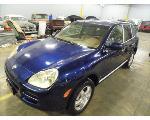 Lot: A7699 - 2004 Porsche Cayenne SUV All Wheel Drive