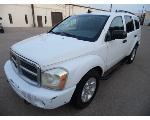 Lot: A7701 - 2005 Dodge Durango SUV 5.7L Hemi 4x4 - Runs