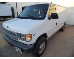 Lot: A7702 - 2001 Ford E-250 Van