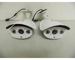 Lot: A7117 - Pair of 8mm IR Security Cameras