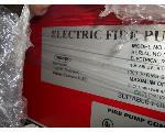 Lot: FE-02 - Metron Electric Fire Pump Control Panel