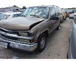 Lot: 108-58268C - 1995 CHEVROLET TAHOE SUV