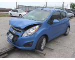 Lot: B808208 - 2015 Chevy Spark - KEY / STARTED
