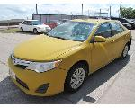 Lot: B905166 - 2012 Toyota Camry - KEY / STARTED