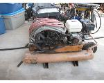 Lot: PPD34 - Gas Air Compressor