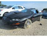 Lot: 0819-03 - 2002 CHEVROLET CAMARO