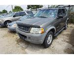 Lot: 14-002611 - 2002 FORD EXPLORER SUV - KEY / RUNS & DRIVES